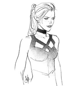 """New top bra design option. Character Sketches, Female Character Design, Character Illustration, Art Sketches, Animation Character, Otto Schmidt, Drawing Cartoon Faces, Arrow Black Canary, Comic Manga"