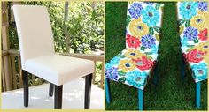 no sew upholstery, painted furniture, reupholster