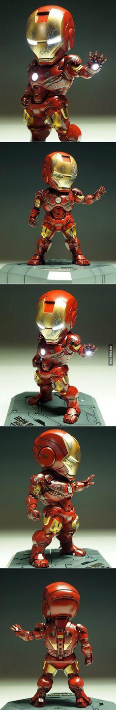 Awesome Iron Man Figure