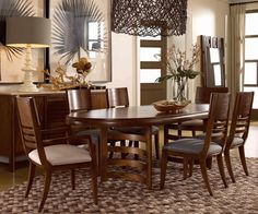 Renderings Formal Dining Room Group by Drexel Heritage®