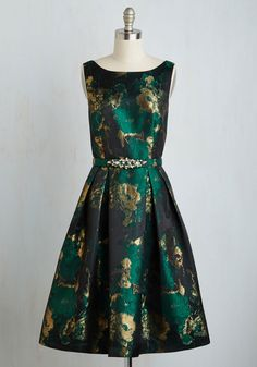 Polished Introductions Dress
