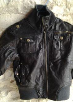 À vendre sur #vintedfrance ! http://www.vinted.fr/mode-enfants/vetements-dexterieur-blousons/40496930-blouson-aviateur