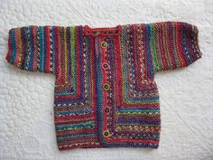 baby surprise jacket by fanny1989, via Flickr