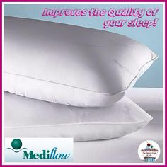 Mediflow Pillow Would Bring Desirable Sleep Night In And Night Out
