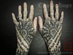 Thomas hooper tatuajes