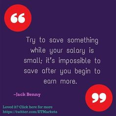 Stock Market Quotes, Jack Benny, Marketing Quotes, Save Yourself, Logos, Logo, A Logo