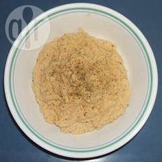 Foto recept: Basisrecept humus