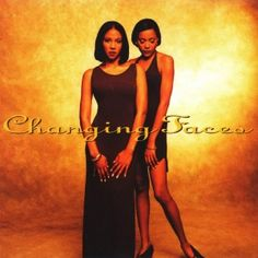 Changing Faces was an American female R&B duo that was popular from 1993 until and reunited The group consisted of members Cassandra Lucas and Charisse Rose. Changing Faces' eponymous debut was released in 1994 and went gold. I Love Music, Music Is Life, Good Music, Music Mix, Neo Soul, R&b Artists, Music Artists, Black Artists, Nirvana