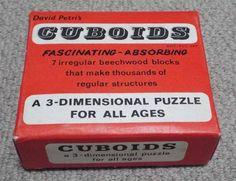 Puzzle Games, 1960s, App, Vintage, Ebay, Apps, Vintage Comics, Primitive