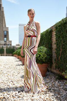 Carolina Herrera Resort 2014 - Review - Fashion Week - Runway, Fashion Shows and Collections - Vogue