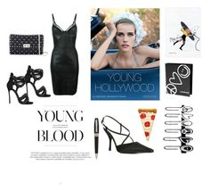 """""""Young Blood..**"""" by yagna ❤ liked on Polyvore featuring Assouline Publishing, Jitrois, Dsquared2, Valentino, Montegrappa, Prada, Peace Love World, Jonathan Tegelaars and vintage"""