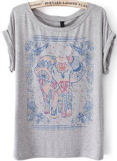 Maglietta+stampata+elefante+grigia+10.19