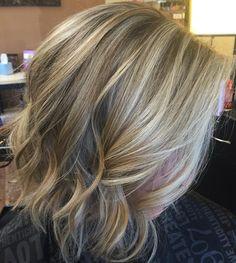 """Beautiful blonde on this babe today!! #Schwarzkopf #BlondeMe #modernsalon #balayage #blonde #lob #btcpics #hairbyjorie #tangles  #visaliahairstylist…"""