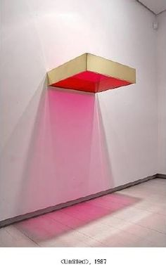 Nursery I need to make this installation!  Donald Judd