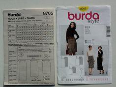 BURDA 8765