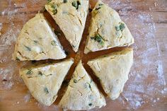 One of my new favorite recipes.  Perfect for a cold winter's night. Jalapeno Pepper Jack Scones from Joy the Baker