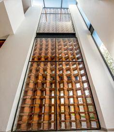 New Ideas For Exterior Wall Cladding Facades Architecture Brick Design, Facade Design, House Design, Brick Facade, Facade House, Architecture Design, Exterior Wall Cladding, Brick Works, Brick Detail