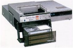 Sony Betamax AG-11 Cassette Changer (1982)
