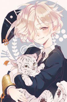 Картинки через We Heart It #anime #game #toukenranbu #gokotai