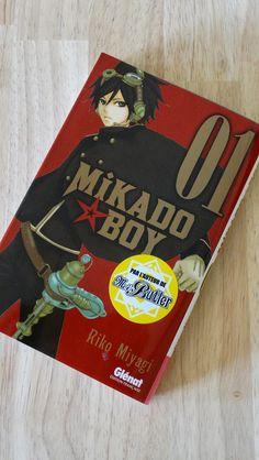 Butiner de livres en livres: Mikado Boy, tome 1