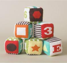 soft blocks... for Elijah :)