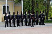 Royal Guard, Oslo Norway