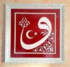 Vav ve Türk bayragi