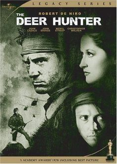 The Deer Hunter (1978)~don't know if i could watch this again but very powerful the first time