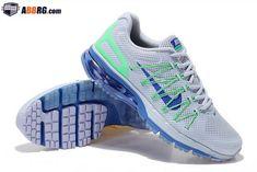 san francisco 5b566 149b3 New Air Max 2020 Semi-palm Cushion Mens Running Shoes Gray Blue  1801-AIRMAX20M-7   -  89.00