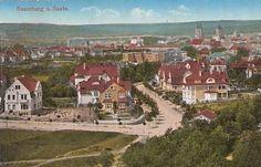 Naumburg Teilansicht, 1914