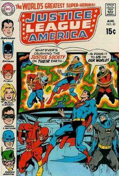 Justice League of America #82 (1970)