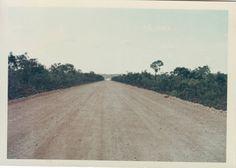 BR-153, rodovia Belém-Brasília, déc.1960. Country Roads, Anos 60