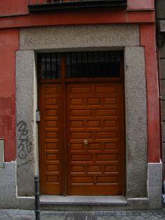 Old door, Madrid | Flickr: Intercambio de fotos