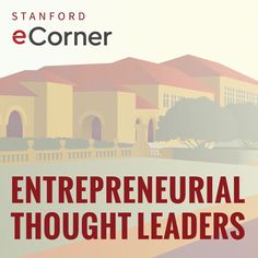 Check out this cool episode: https://itunes.apple.com/cn/podcast/stanford-entrepreneurship/id350652979?l=en&mt=2#episodeGuid=http%3A%2F%2Fecorner.stanford.edu%2FauthorMaterialInfo.html%3Fmid%3D4184