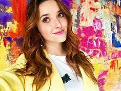 Cami, T Shirts For Women, Tops, Fashion, Moda, Shell Tops, Fasion, Fashion Illustrations, Fashion Models