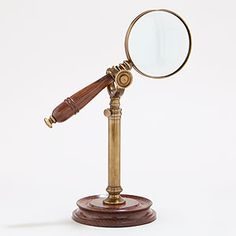 Magnifying Glass on Stand | World Market, $29.99
