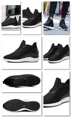 Elevator Shoes Increase Height