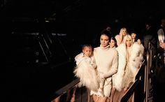 Les Kardashian assorties pour la Fashion Week new yorkaise