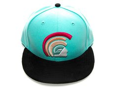 Roman Candle Mua 59Fifty Fitted Cap By NEW ERA X FITTED