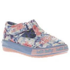 Lelli Kelly Multi Justine T Bar Girls Toddler Kids can blossom in style as the Lelli Kelly Justine T Bar arrives. This pink and lilac blue man-made shoe features a shimmering floral upper, joined with delicate beaded embellishments for bonus prin http://www.MightGet.com/january-2017-13/lelli-kelly-multi-justine-t-bar-girls-toddler.asp