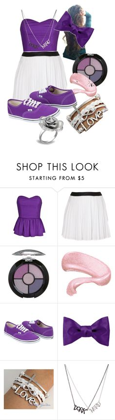 """""""Untitled #170"""" by purple-ninja56 ❤ liked on Polyvore featuring jazz, By Terry, Vans and Freestyle"""