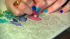 Once obscure, adult coloring books have reached new levels of popularity. But do you know exactly why  a page and some pencils can do your mind some good?