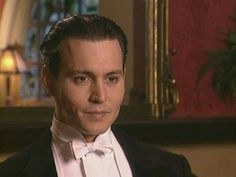 Johnny Depp Finding Neverland