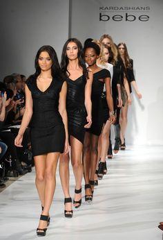 Little black dresses  #BEBE #wishesanddreams