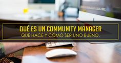 Conocé acerca de las tareas de un #CommunityManager! #Emisarios, #ConocenosyTeConoceran. http://www.publicidadpixel.com/community-manager/