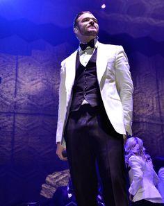 Justin Timberlake - GQ Man of the Year