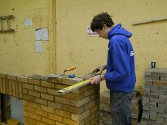 Learn More about our Intensive Bricklaying Course in our website: http://www.coventrybuildingworkshop.co.uk/intensive-courses-bricklaying/  Like Us On Facebook: https://www.facebook.com/CoventryBuildingWorkshopLtd?ref=hl  Follow Us on Twitter: https://twitter.com/CBWCWW  Subscribe to Our Channel on YouTube: http://www.youtube.com/user/CBWCWW/  Do Not Forget to Share, Like or Comment!