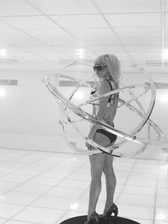 "Lady Gaga for the Music Video ""Bad Romance"" (2009)"