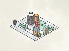 Dribbble - Game graphics by Michelle Vandy