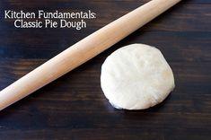 Kitchen Fundamentals: Classic Double Crust Pie Dough | Cook Like A Champion
